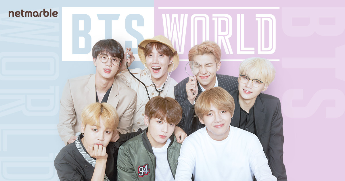 Bts World Get Closer To Bts Members And Be Bts Manager K Pop