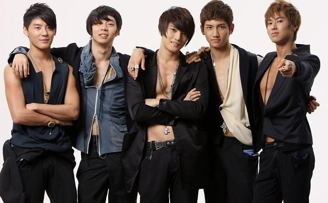 TVXQ the debut