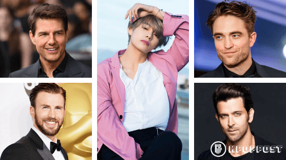 Most man the attractive 10 Most