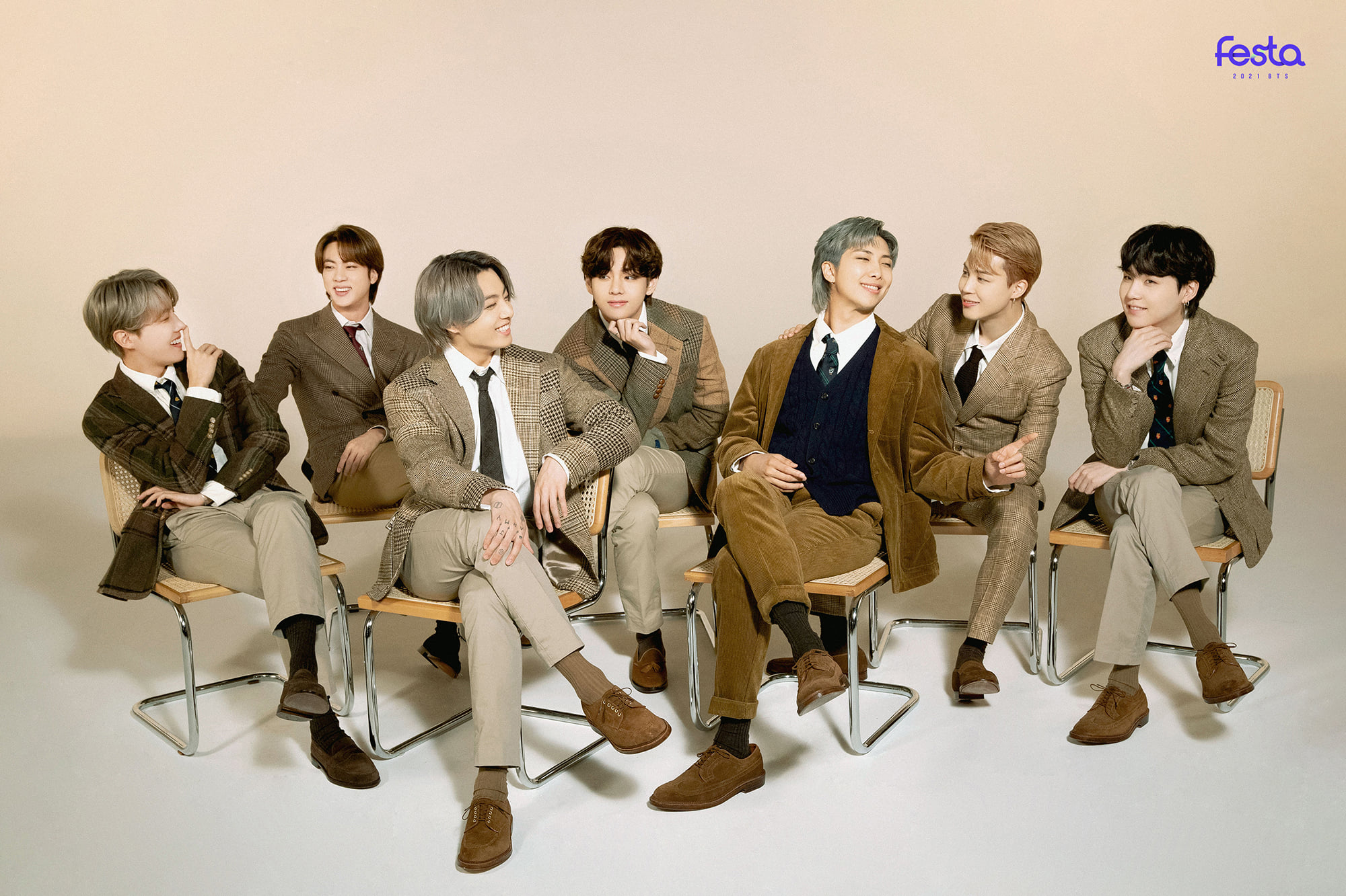 20 BTS Festa Examination, How High is Your Score   KpopPost